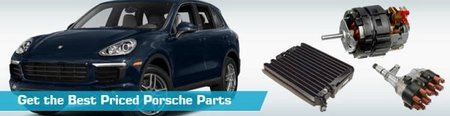 Porsche Replacement Parts at Partsgeek